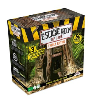 ESCAPE ROOM THE GAME FAMILY ED (2) ENG