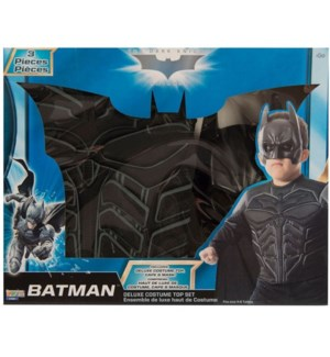 BATMAN MUSCLE CHEST SHIRT BOX SET (4)