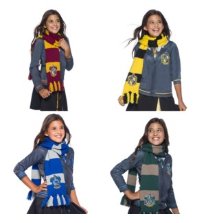 HARRY POTTER KNIT SCARF ASST (6)