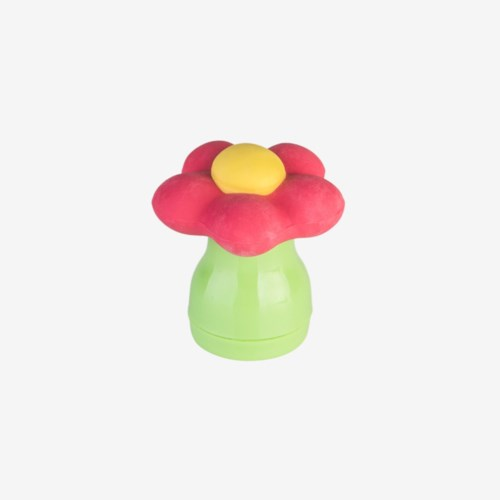 FLOWER POWER - ERASER (Display of 12) *D*