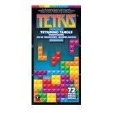 TETRIS TANGLE BRAINTEASERS (4) *SD*