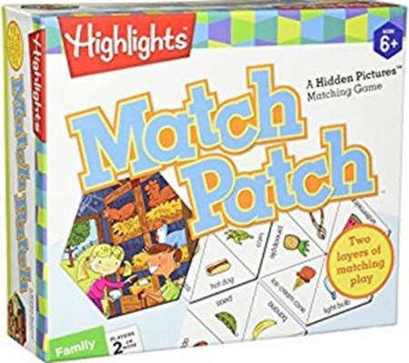 MATCH PATCH GAME *D*