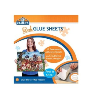 ELMER'S STICKY SHEETS (6) *D*