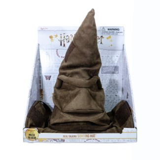 HARRY POTTER SORTING HAT (4)*BL PACKAGING AND ENG PRODUCT*