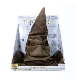 HARRY POTTER SORTING HAT (4)*BL PACKAGING- ENG PRODUCT*SD*