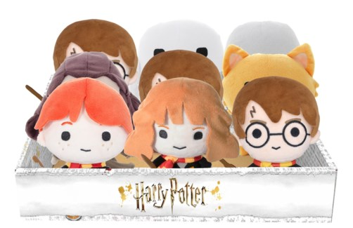"8"" HARRY POTTER CHARMS MED (2 PDQ OF 9)ASST  (18)"