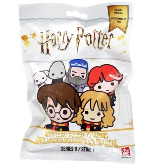 "4"" WIZARDING WORLD CHARMS BLIND BAGS GRAVITY FEED BOX (24)"