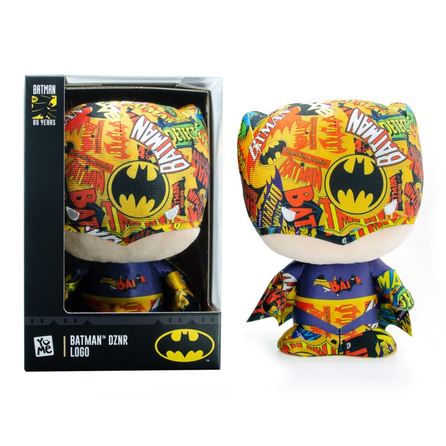 "7"" DZNR BATMAN - LOGOS GIFT BOX(6)"