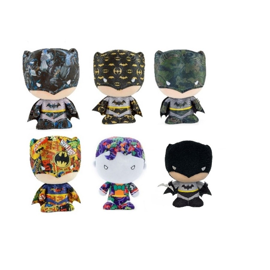 "7"" DZNR BATMAN GIFT BOX ASST (6)"