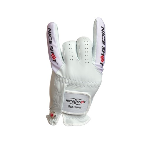 NICE SHOT GOLF GLOVE ILCORNA-MRH/S (6)