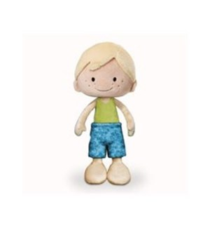 BATHING BOY MINILUCAS 30cm PLUSH (4) ENG