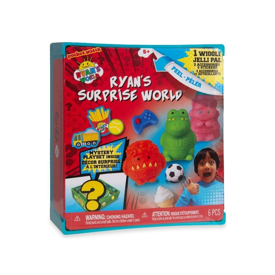 RYANS SURPRISE WORLD  (12) *D*