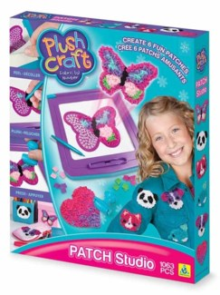 PLUSH CRAFT PATCH STUDIO (6) *SD* BL