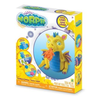 MORPH SUNBURST YELLOW (6) BL *SD*