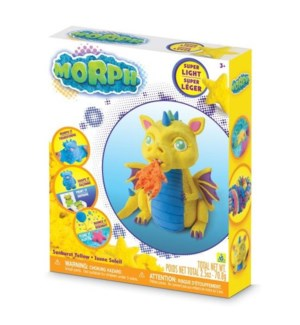 MORPH SUNBURST YELLOW (6) BL *D*