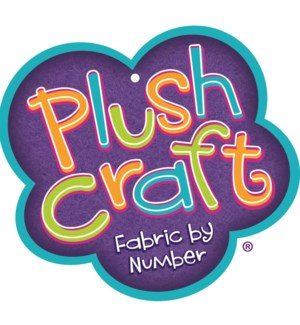 PLUSHCRAFT HANGING SIGN (1)  *D*