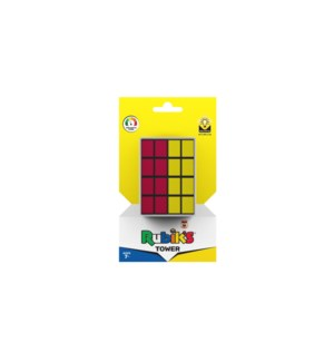 RUBIK'S TOWER 2X2X4 (6) BL