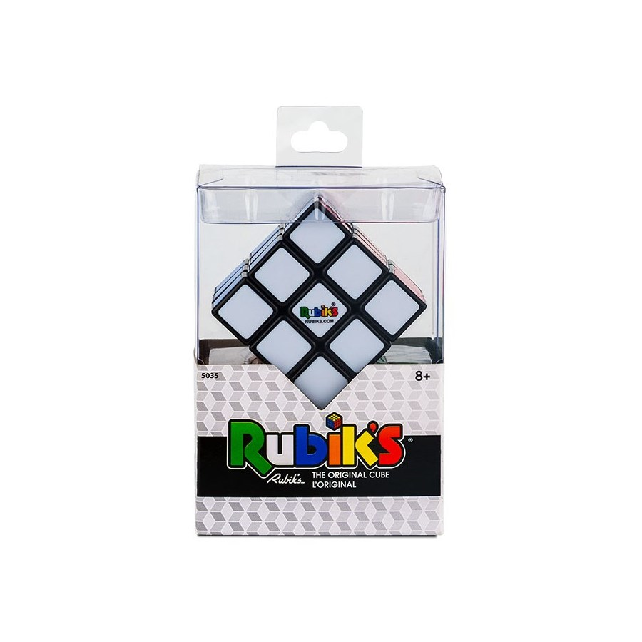 RUBIK'S CUBE 3X3 RECTANGLE PKG BL (6)