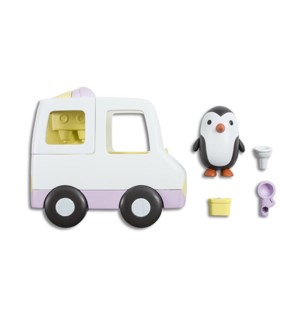 VEHICLE -  ICE CREAM TRUCK 5PC (8) BL