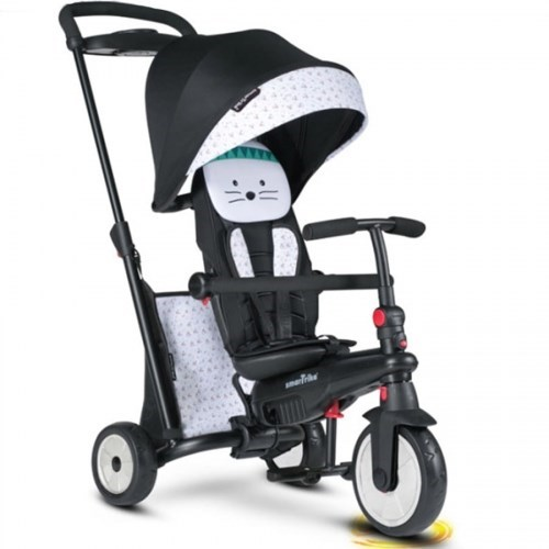 STR 5 - 7 IN 1 FOLDING TRIKE WHITE BUNNY (1)