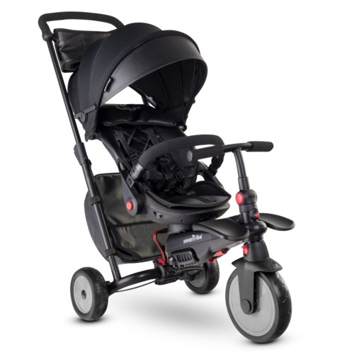 STR 7- 7  IN 1 URBAN FOLDING TRIKE VGN LEATHER BLACK (1)