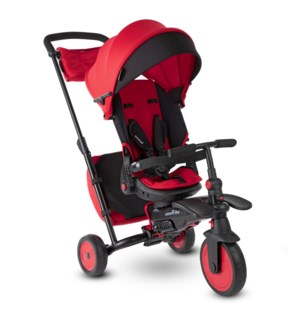 STR 7 - 7 IN 1 FOLDING TRIKE RED (1)