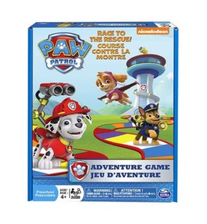 PAW PATROL ADVENTURE  PATH BOARD GAME (5) BL