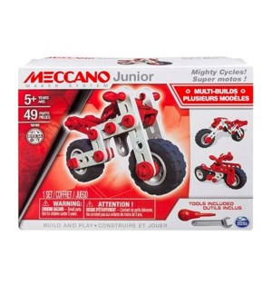 MECCANO JR MOTORCYCLE - 3 MODEL (4)