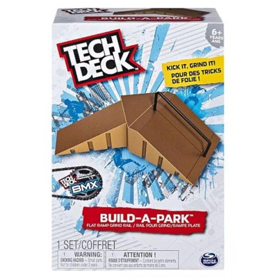 TECH DECK BUILD A PARK RAMP ASST (3) *FALL2018*
