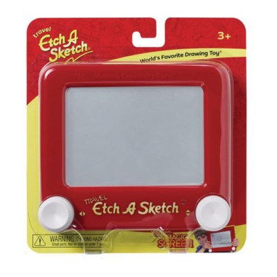 CLASSIC POCKET ETCH A SKETCH (12) BL