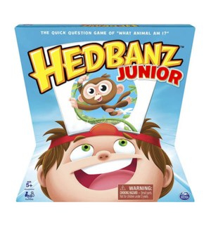GAME - HEDBANZ JR (4) *SD*  (new # 6044288)