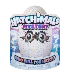 HATCHIMALS MYSTERY EGG HATCHIMAL ASST (2) BL *SD*