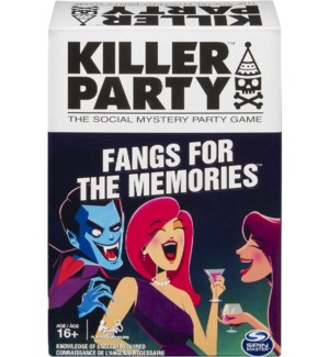 KILLER PARTY ASST CDU (9) BL PKG *S20*