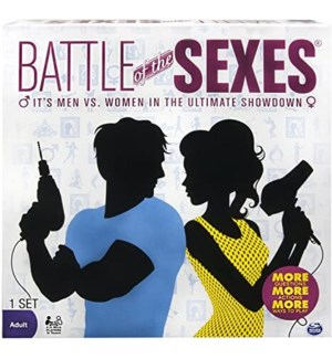 BOARD GAMES BATTLE OF THE SEXES (4)