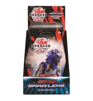 BAKUGAN BOOSTER PACK (24) BL