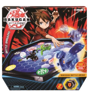 BAKUGAN BATTLE ARENA (4) BL