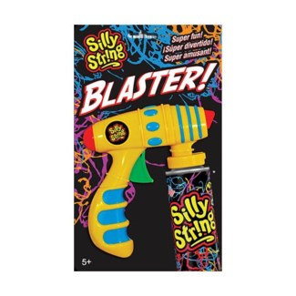 SILLY STRING BLASTER(6)  BL *SD*