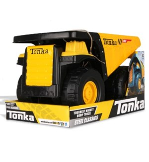 STEEL CLASSICS TOUGHEST MIGHTY DUMP TRUCK (2) BL
