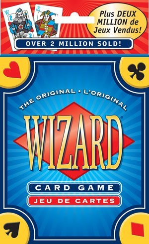 WIZARD CARD GAME (6) BL