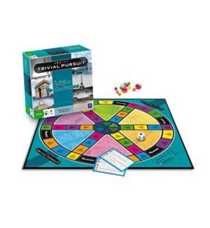 TRIVIAL PURSUIT SCIENCE FRENCH (6) *D*