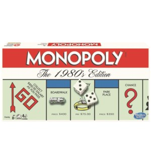 MONOPOLY THE CLASSIC EDITION (6)