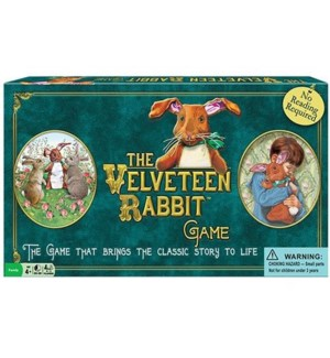 THE VELVETEEN RABBIT GAME (6) *SD*