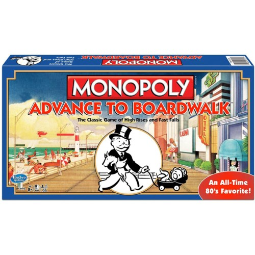 MONOPOLY ADVANCE TO BOARDWALK(6)