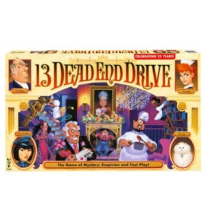 13 DEAD END DRIVE (6) *F19*