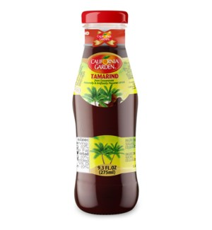CALIFORNIA GARDEN TAMARIND JUICE GLASS 275 ML * 24
