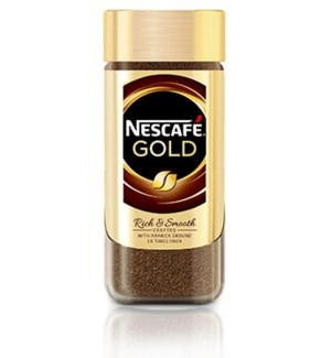 Nescafe GOLD Instant Coffee 100g * 12