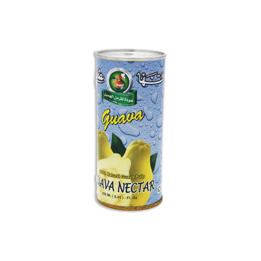 "Guava Nectar Juice in tins ""Kaha"" 250  ML * 24"