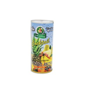 "Cocktail Nectar Juice in tins ""Kaha"" 250  ML * 24"