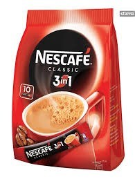 Nescafe 3 in 1 Classic Bag (17.5g 10 Cts.) * 18