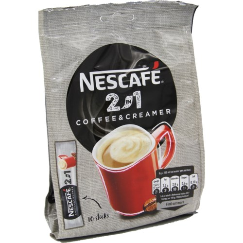 Nescafe 2 in 1 Classic Bag (18g 10 Cts.) * 18